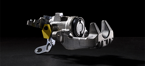 No 'Brake' for caliper expansion
