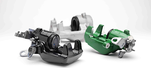 Brake Engineering continues to introduce new coloured calipers